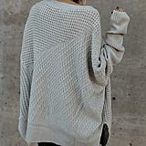 Beautife Oversized Knitted Sweater