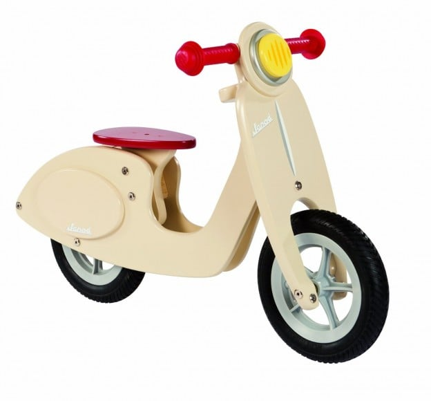 Janod Wooden Scooter-Balance Scooter Bike