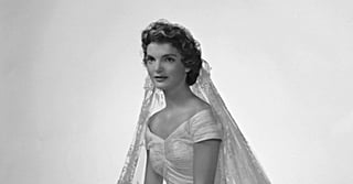 Almost 65 Years Later, Still No Wedding Dress Compares to Jackie Kennedy's — Fight Me