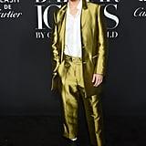 Aidan Alexander at the Harper's Bazaar ICONS Party