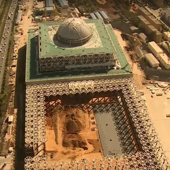 Third Largest Mosque in the World to Open This Year
