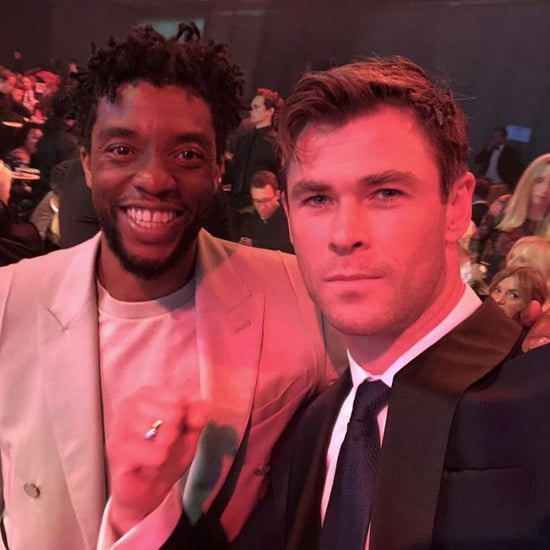 Marvel Cast at GQ Men of the Year Awards September 2018