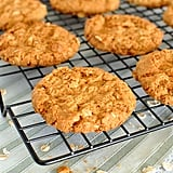 Australia: Anzac Biscuits (Golden Oatmeal Cookies)