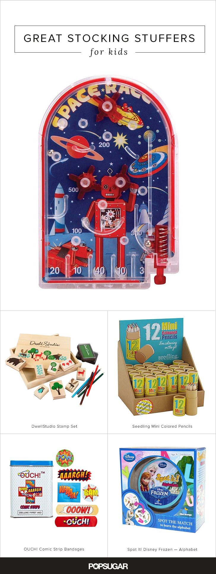 42 Great Last-Minute Gifts to Fill Kids' Stockings