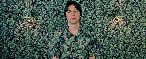 The Wallpaper Button-Up
