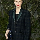 Front Row Celebrities at Chanel Couture Spring/Summer 2013
