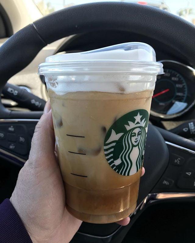 Starbucks iced cappuccino recipe