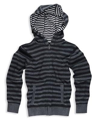 Rugby Zip Up Jacket ($21)