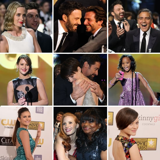 All the Critics' Choice Awards Pictures 2013