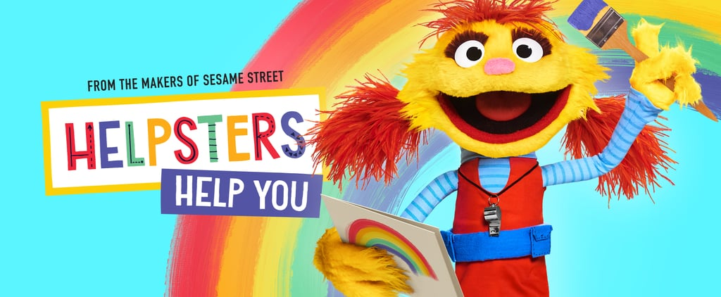 Sesame Street Helpsters Help You | Free Series on Apple TV+