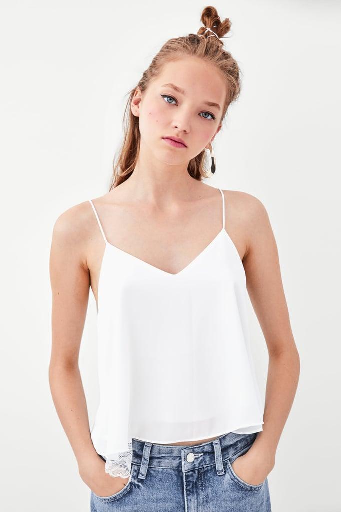 02b322c6a40de Zara Camisole Top