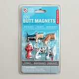 Dog Butt Magnet Set of 6 ($13)