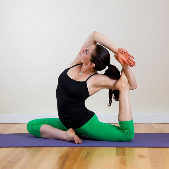 Yoga Sequence For Tight Hips