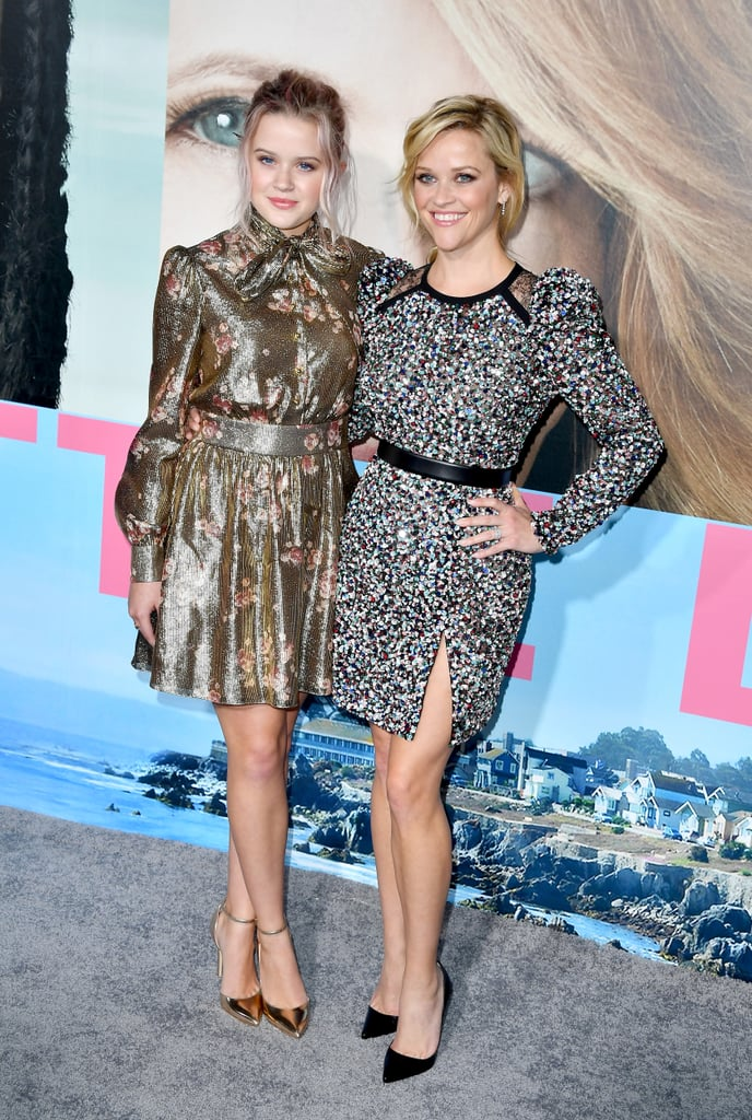 Reese Witherspoon and Daughter Ava Big Little Lies Premiere