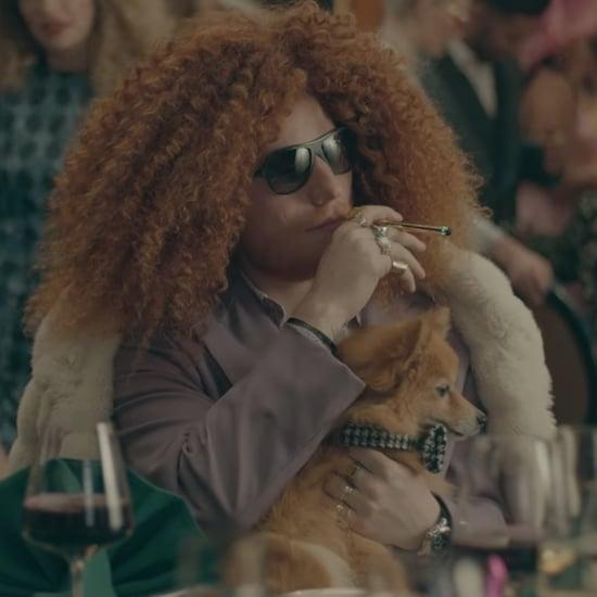 "Ed Sheeran and Travis Scott ""Antisocial"" Music Video"