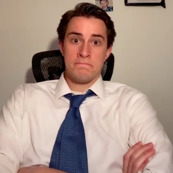 This TikTok User Has a Spot-On Jim Halpert Impression