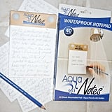 Aqua Notes Waterproof Notepad