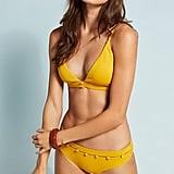 Red Carter Lila Bikini