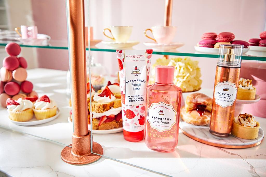 Bath & Body Works Valentine's Day Products 2021