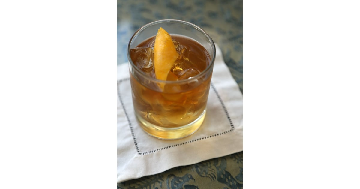 Old Fashioned Calorie Cocktails