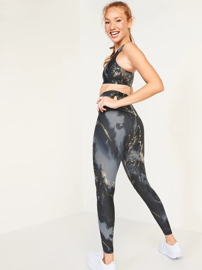 Best High-Waisted Leggings at Old Navy 2021