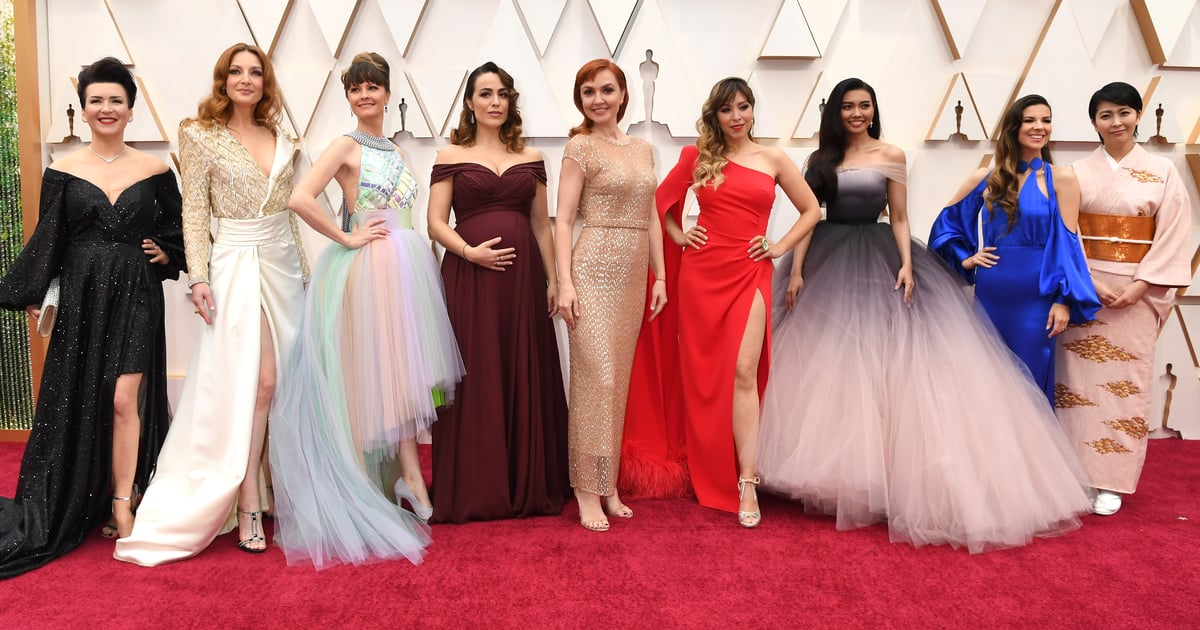9 Elsa Voice Actresses From Around the World Channeled Real-Life Frozen Princesses at the Oscars