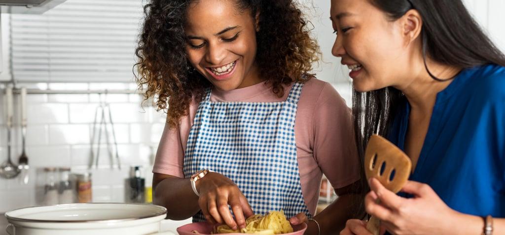 How to Make Dinner at Home Feel Like a Restaurant