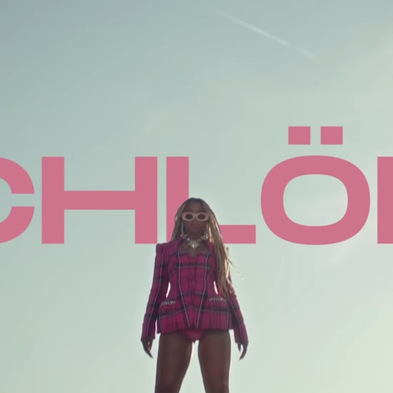 """Chlöe Bailey's Pink Plaid Area Blazer in """"Have Mercy"""" Video"""