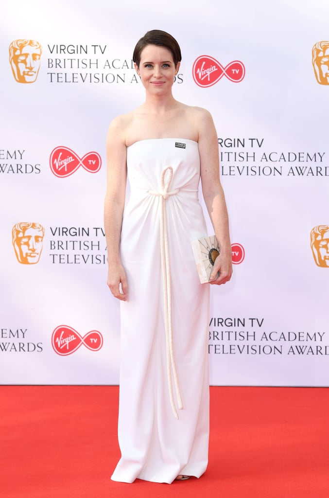 Celebrities at the TV BAFTA Awards 2018