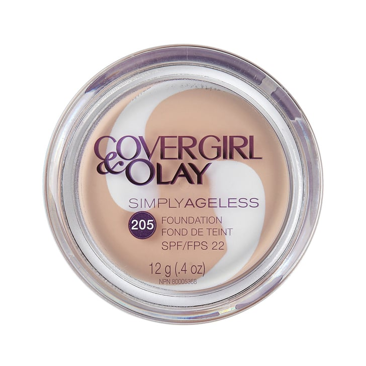 CoverGirl and Olay Simply Ageless
