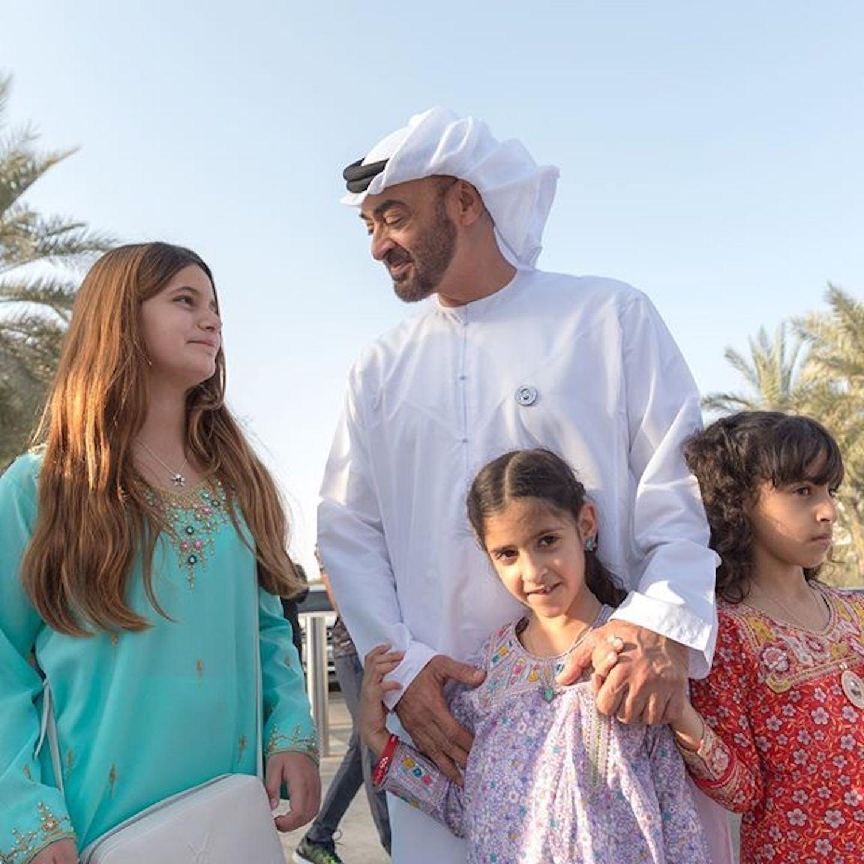 f6caa2548 Walk Together Special Olympics Abu Dhabi | POPSUGAR Middle East Love