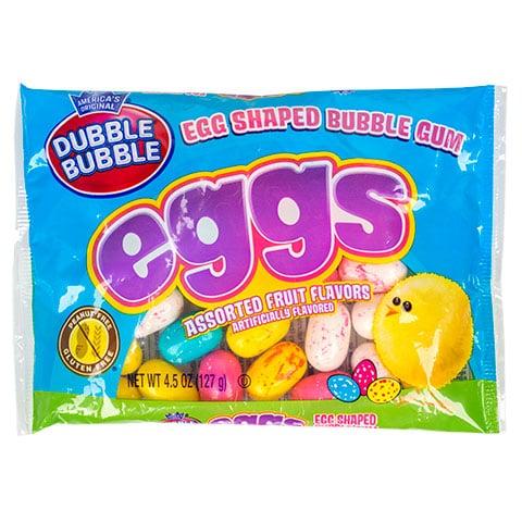Egg Bubble Gum