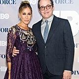 Sarah Jessica Parker at Divorce Premiere in NYC 2016