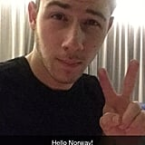 Nick Jonas on Snapchat: jicknonas