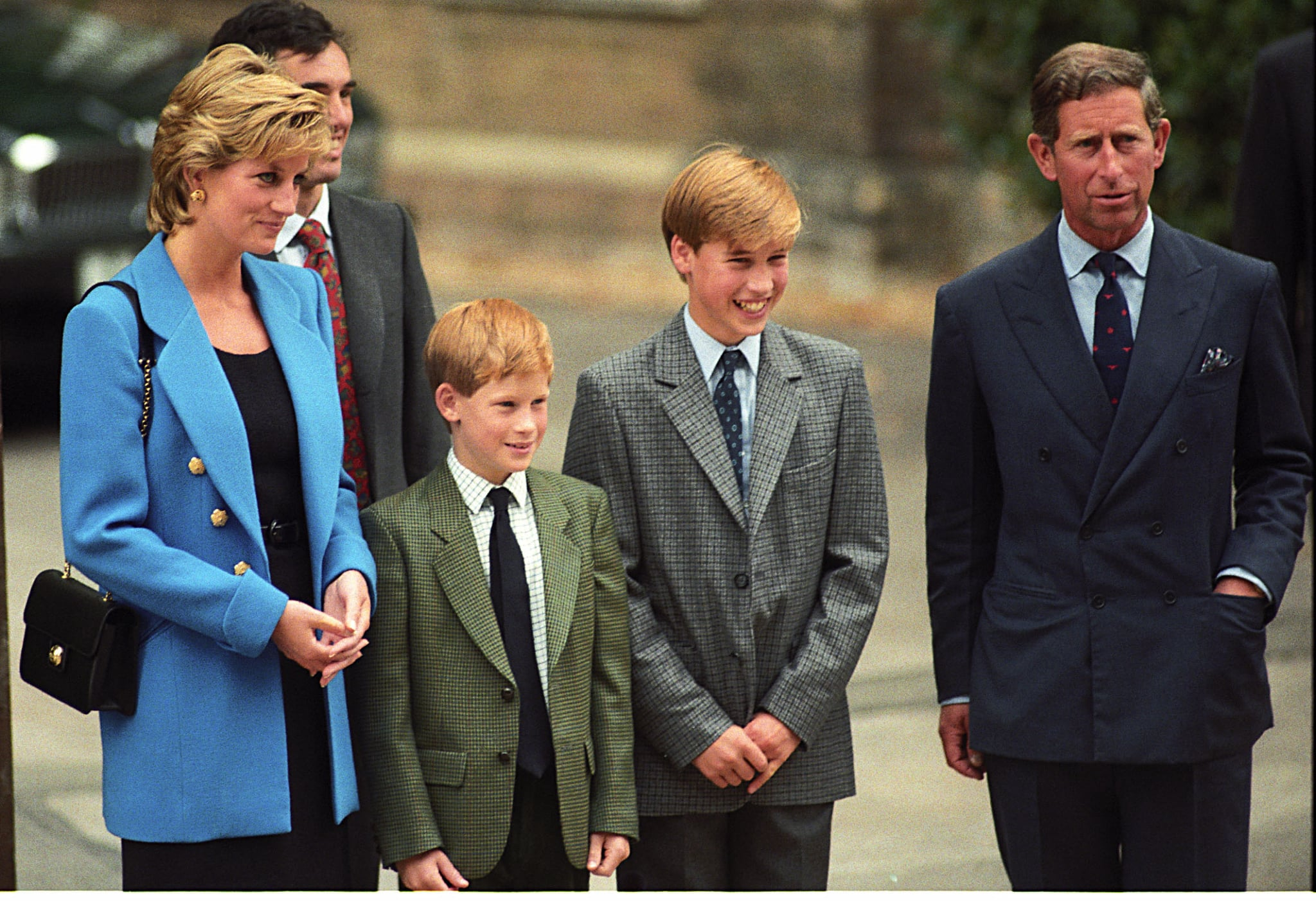 Prince Charles and Princess Diana's Relationship Timeline | POPSUGAR Celebrity