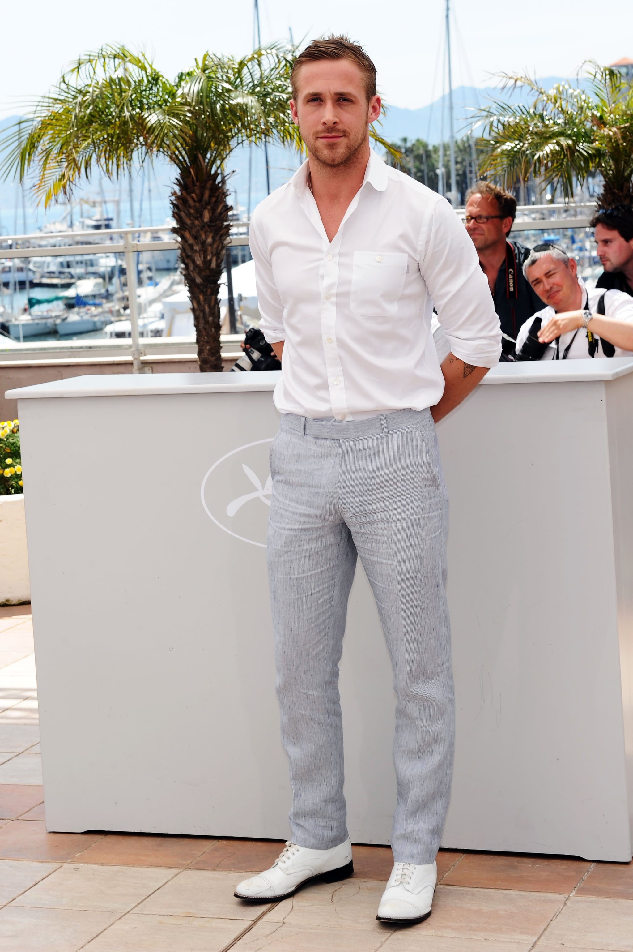 May 2010: Blue Valentine Photocall, Cannes Film Festival