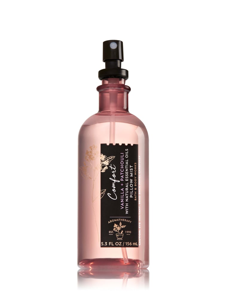 Comfort Vanilla And Patchouli Pillow Mist 12 Bath And