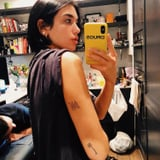 Dua Lipa s New Numerical Tattoo Has an Impressive Meaning