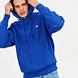 Champion Life Reverse Weave Pullover Hood, ($100)