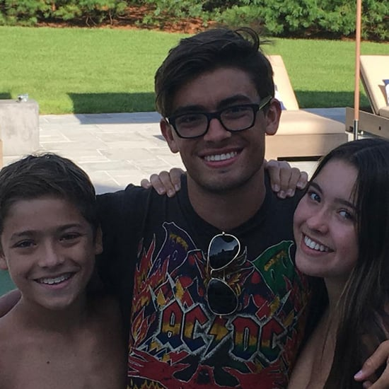 Kelly Ripa and Mark Consuelos's Son Going to College Photo