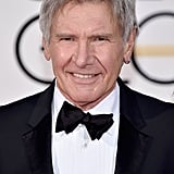 Pictured: Harrison Ford