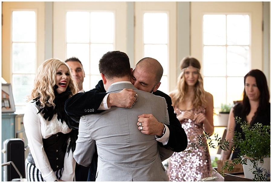 Oh, Yay, David! This Schitt's Creek-Inspired Wedding Shoot Is Simply the Best