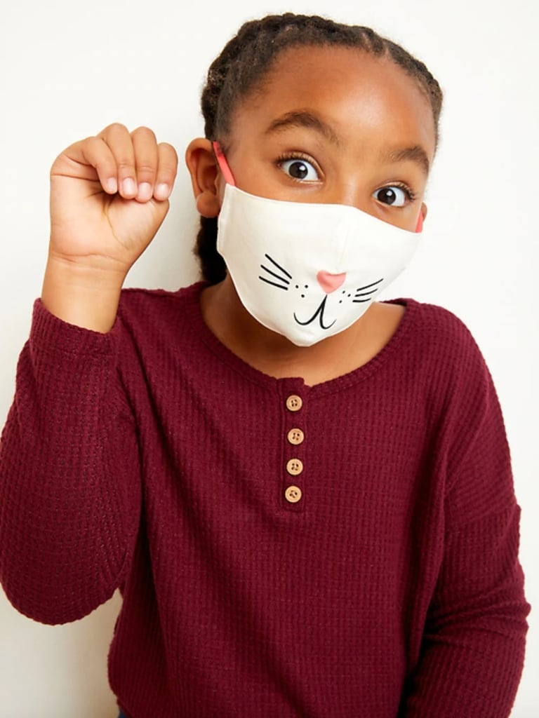 Old Navy Reusable Face Masks For Adults and Kids