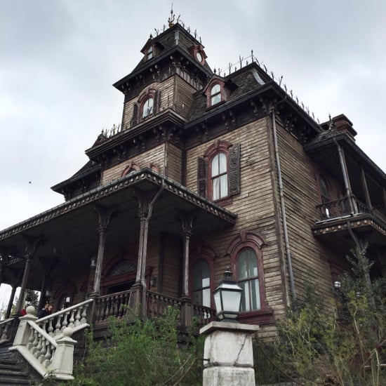 Phantom Manor in Disneyland Paris Is the Creepiest