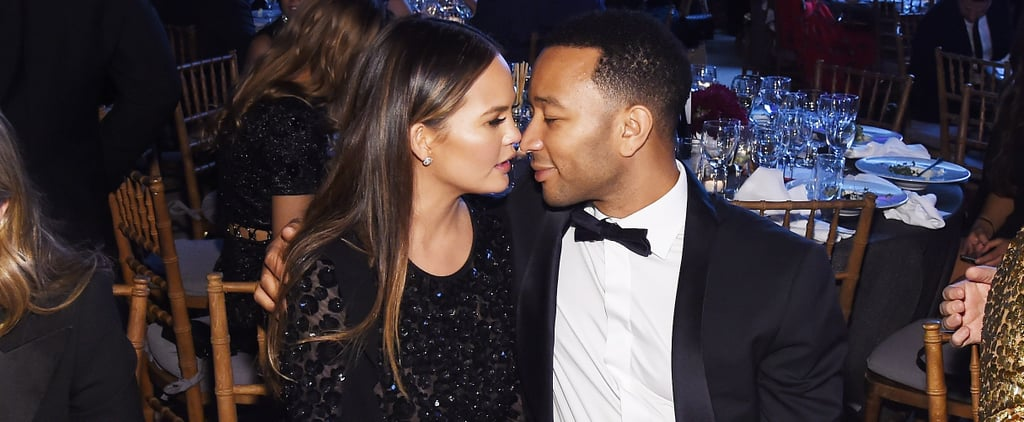John Legend and Chrissy Teigen Serve Major Prom King and Queen Vibes in NYC