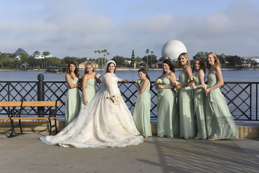 What It's Like to Have Your Wedding at Disney World