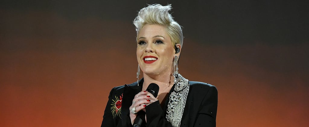 Pink Explains Why She Won't Perform at the Super Bowl