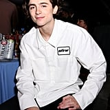 The Off-White shirt Timothée wore to the 2018 Film Independent Spirit Awards would later be compared to a gas station attendant's uniform by comedian Nick Kroll. Hey, at least it was memorable.