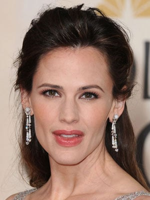 Jennifer Garner Golden Globes Makeup Tutorial
