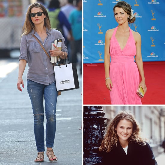 Keri Russell Jeans Style